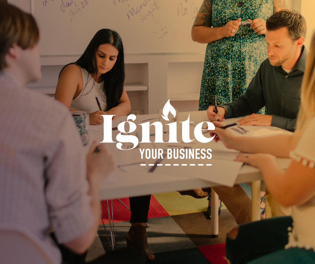 Gina Best Business Coaching Ignite Your Business Workshop