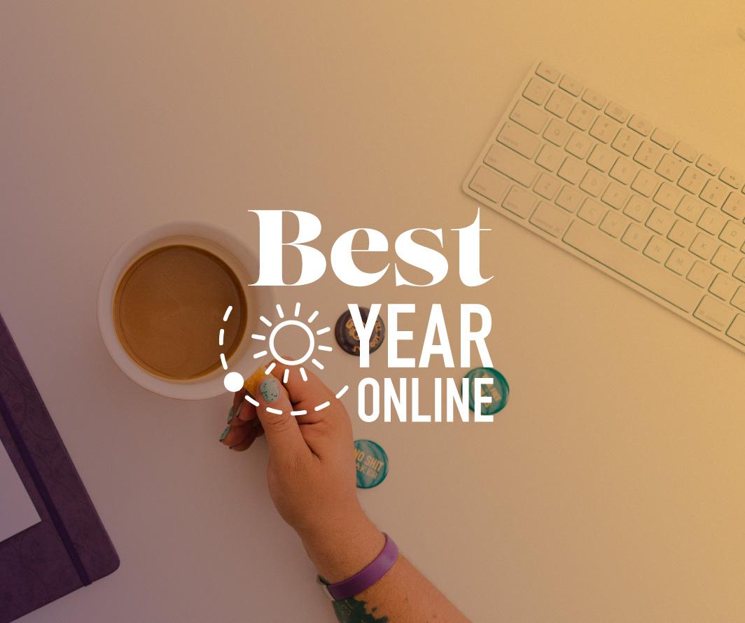 Best Year—Online